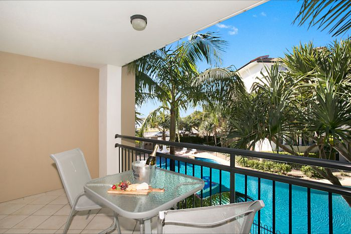 Sandcastles on Broadwater - Hotel Accommodation