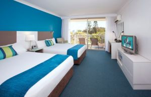Sea World Resort and Water Park - Hotel Accommodation