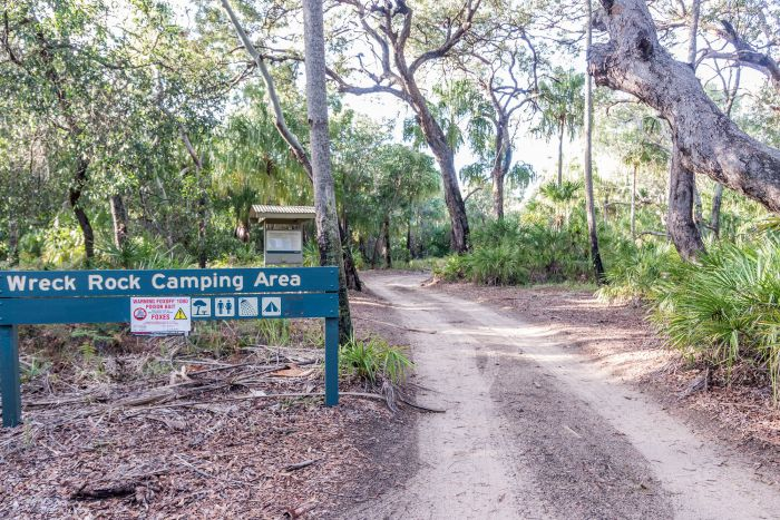 Deepwater National Park Camping Ground - Hotel Accommodation