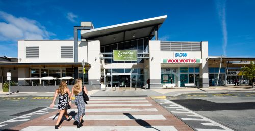Noosa Civic Shopping Centre - Hotel Accommodation