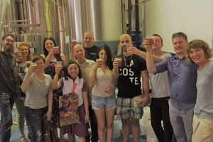 CanBEERa Explorer Capital Brewery Full-Day Tour - Hotel Accommodation