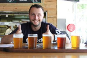 Capital 3in3 - 3 Craft Beer Hotspots in 3 Hours - Hotel Accommodation