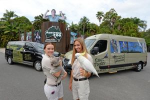 Small-Group Australia Zoo Day Trip from Brisbane - Hotel Accommodation