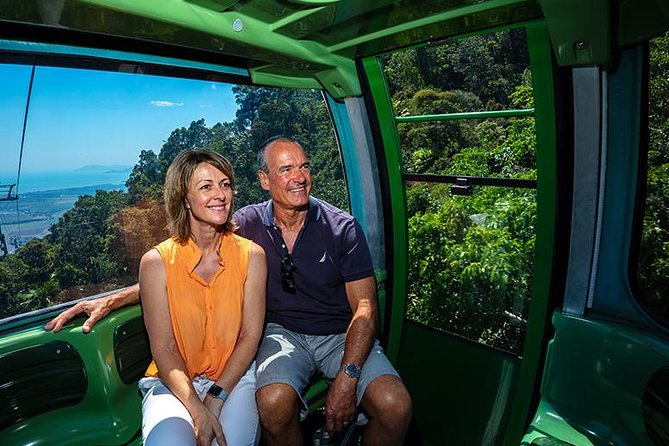 Skyrail Rainforest Cableway Day Trip from Palm Cove - Hotel Accommodation