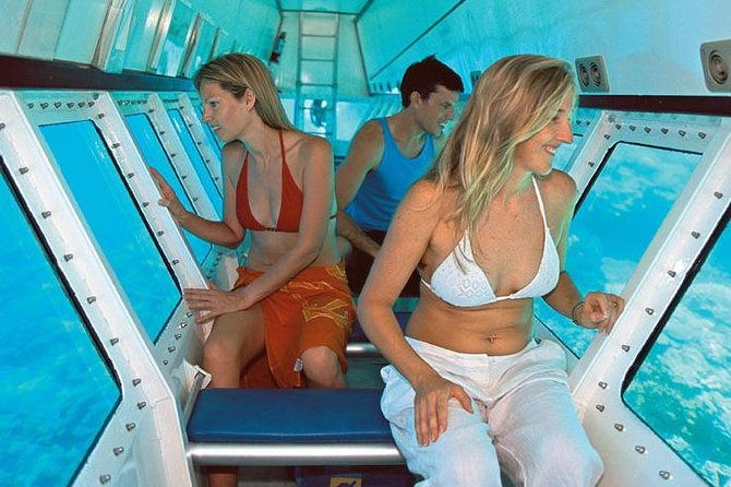 Quicksilver Outer Great Barrier Reef Snorkel Cruise from Palm Cove - Hotel Accommodation
