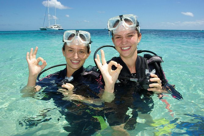 Ocean Spirit Michaelmas Cay Dive and Snorkel Cruise from Palm Cove - Hotel Accommodation