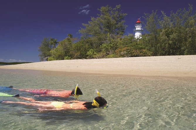 Wavedancer Low Isles Great Barrier Reef Sailing Cruise from Palm Cove - Hotel Accommodation