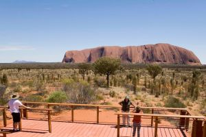 Uluru Small Group Tour including Sunset - Hotel Accommodation
