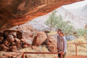 Uluru Base and Sunset Half-Day Trip with Optional Outback BBQ Dinner - Hotel Accommodation