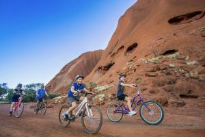 Outback Cycling Uluru Bike Ride Adult - Hotel Accommodation