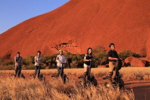 Sunset Segway Experience in Uluru from Yulara - Hotel Accommodation