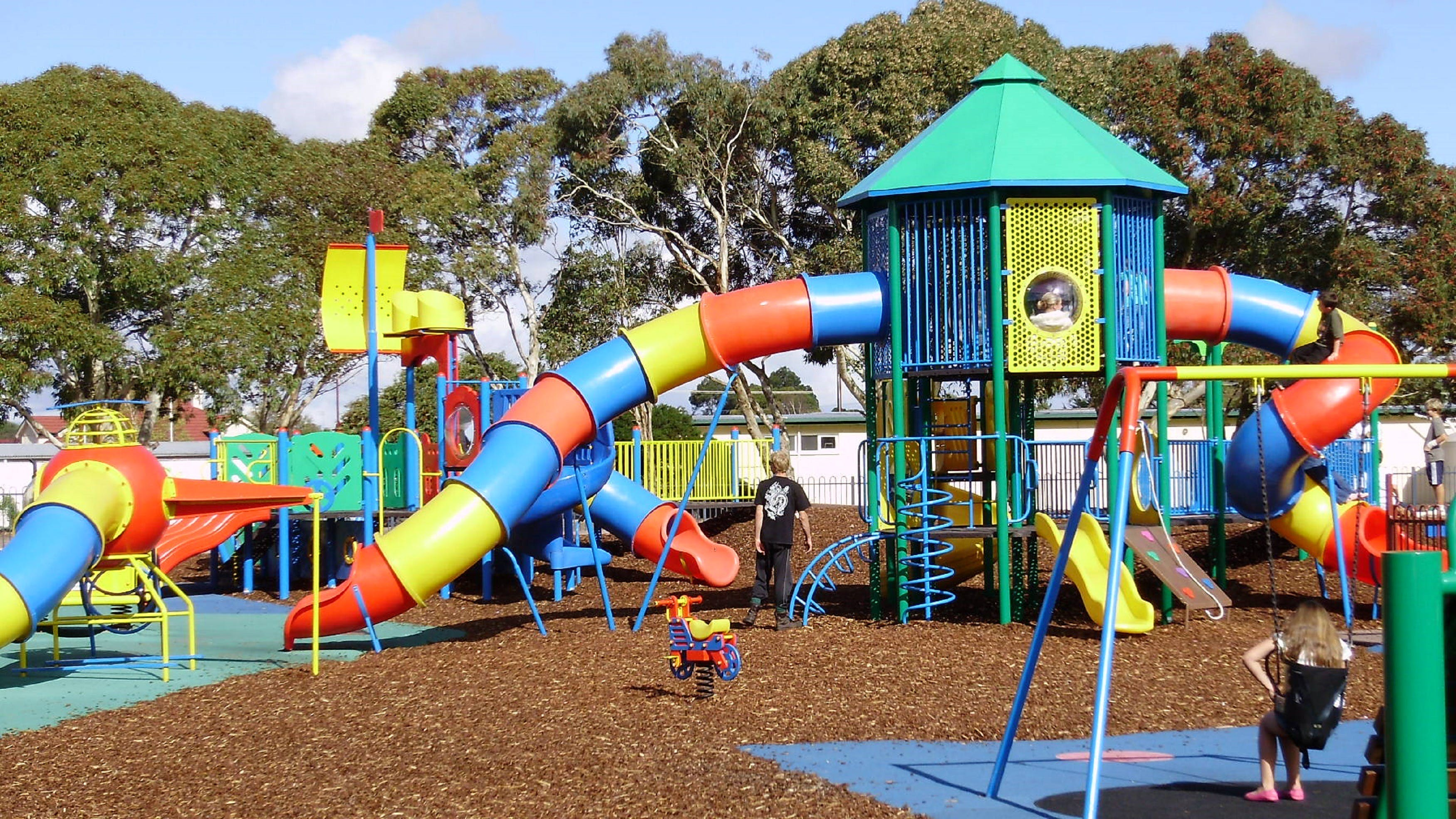 Millicent Mega Playground in The Domain - Hotel Accommodation