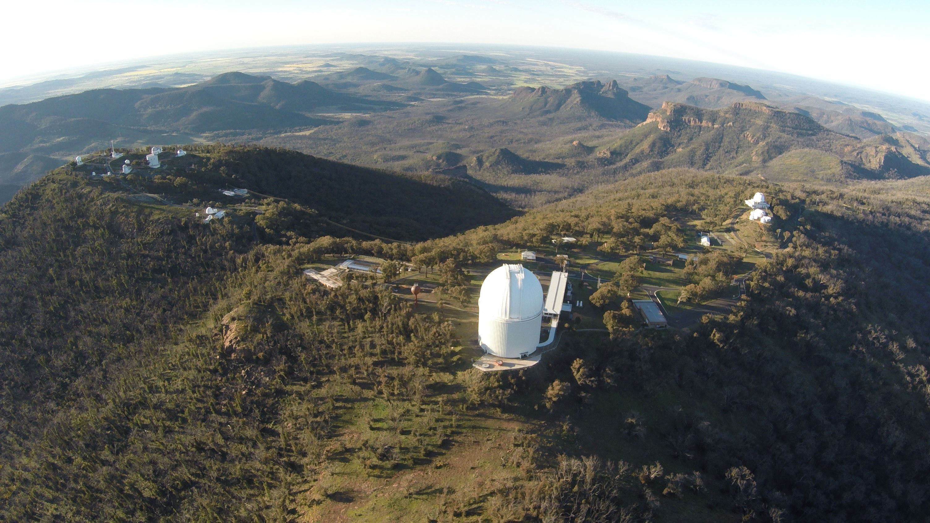 Siding Spring Observatory - Hotel Accommodation