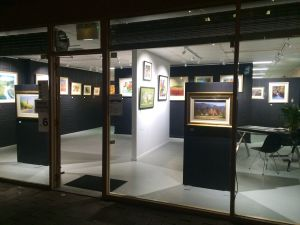 The Hunter Street Gallery of Fine Arts - Hotel Accommodation