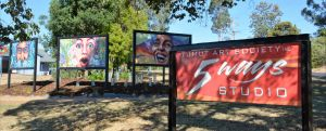 Tumut Art Society 5Ways Gallery - Hotel Accommodation