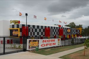 Game Over Indoor Go Karting Adventure Climbing Walls and Lazer Tag Centre - Hotel Accommodation