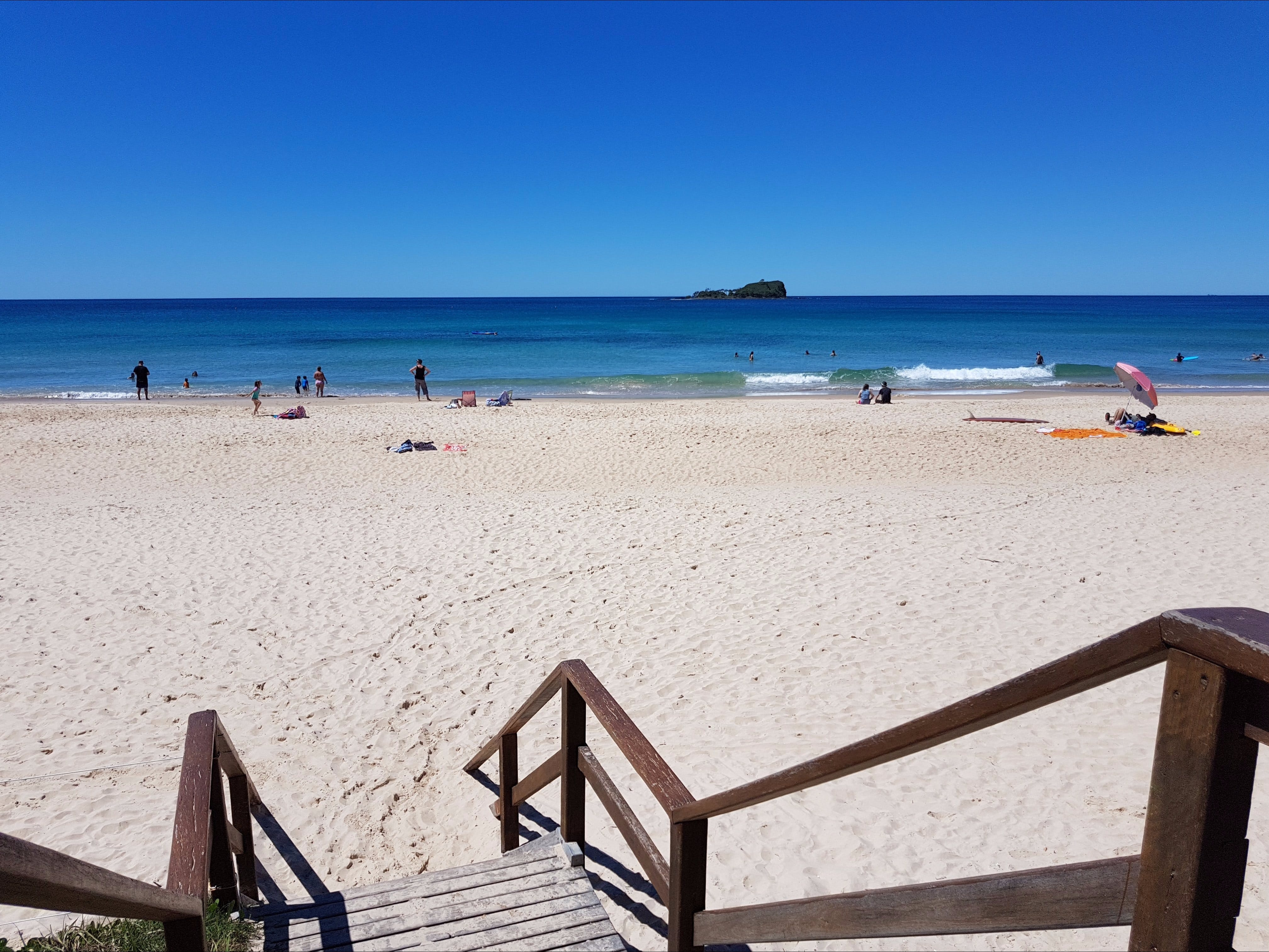 Mudjimba Beach - Hotel Accommodation
