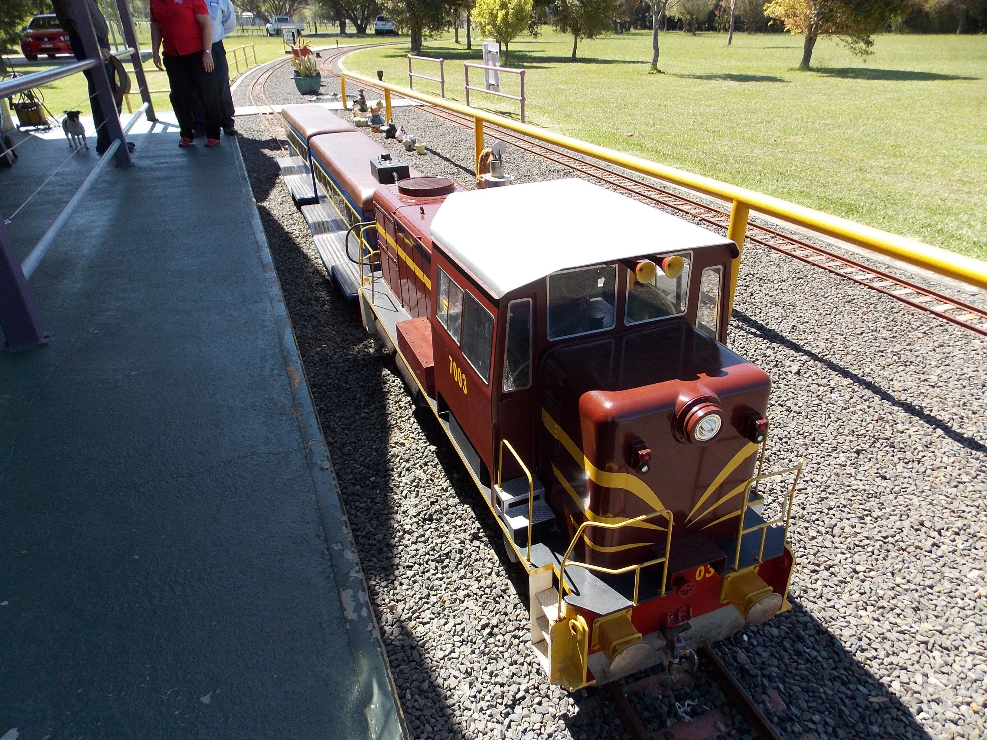 Penwood Miniature Railway - Hotel Accommodation