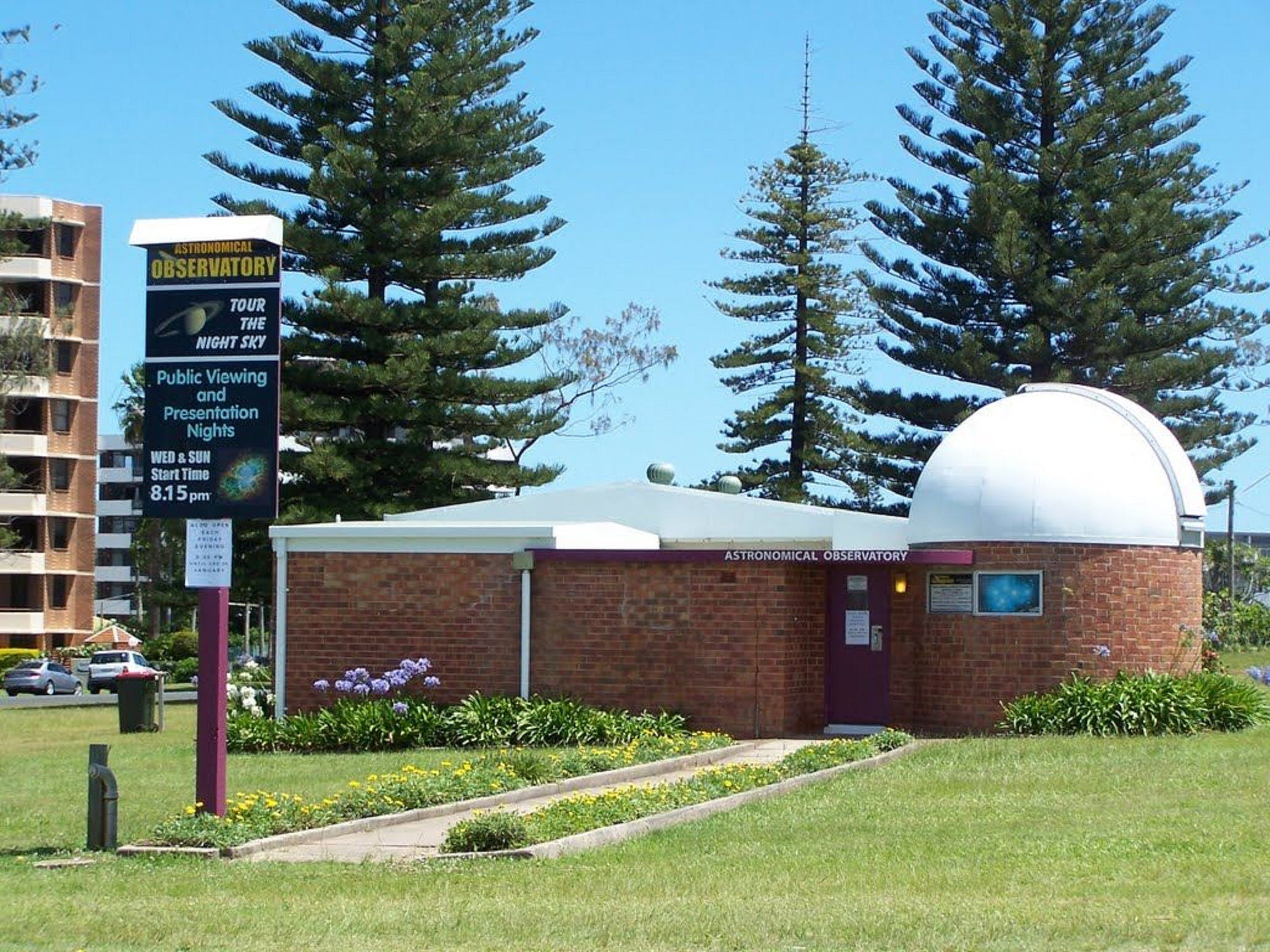 Port Macquarie Astronomical Observatory - Hotel Accommodation