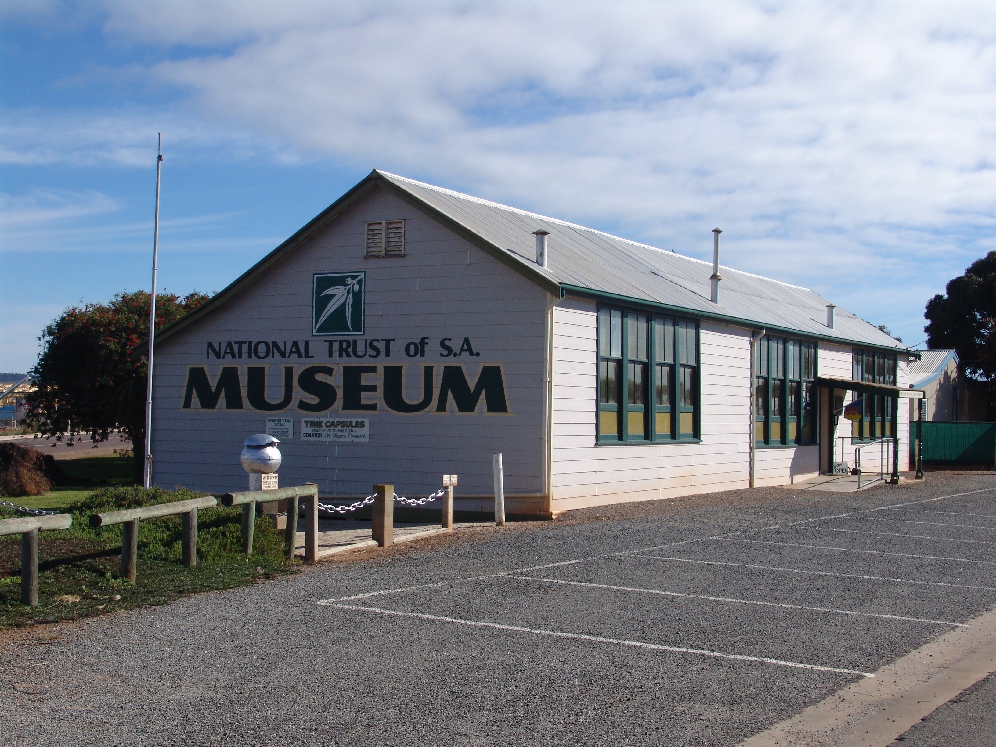 Tumby Bay National Trust Museum - Hotel Accommodation