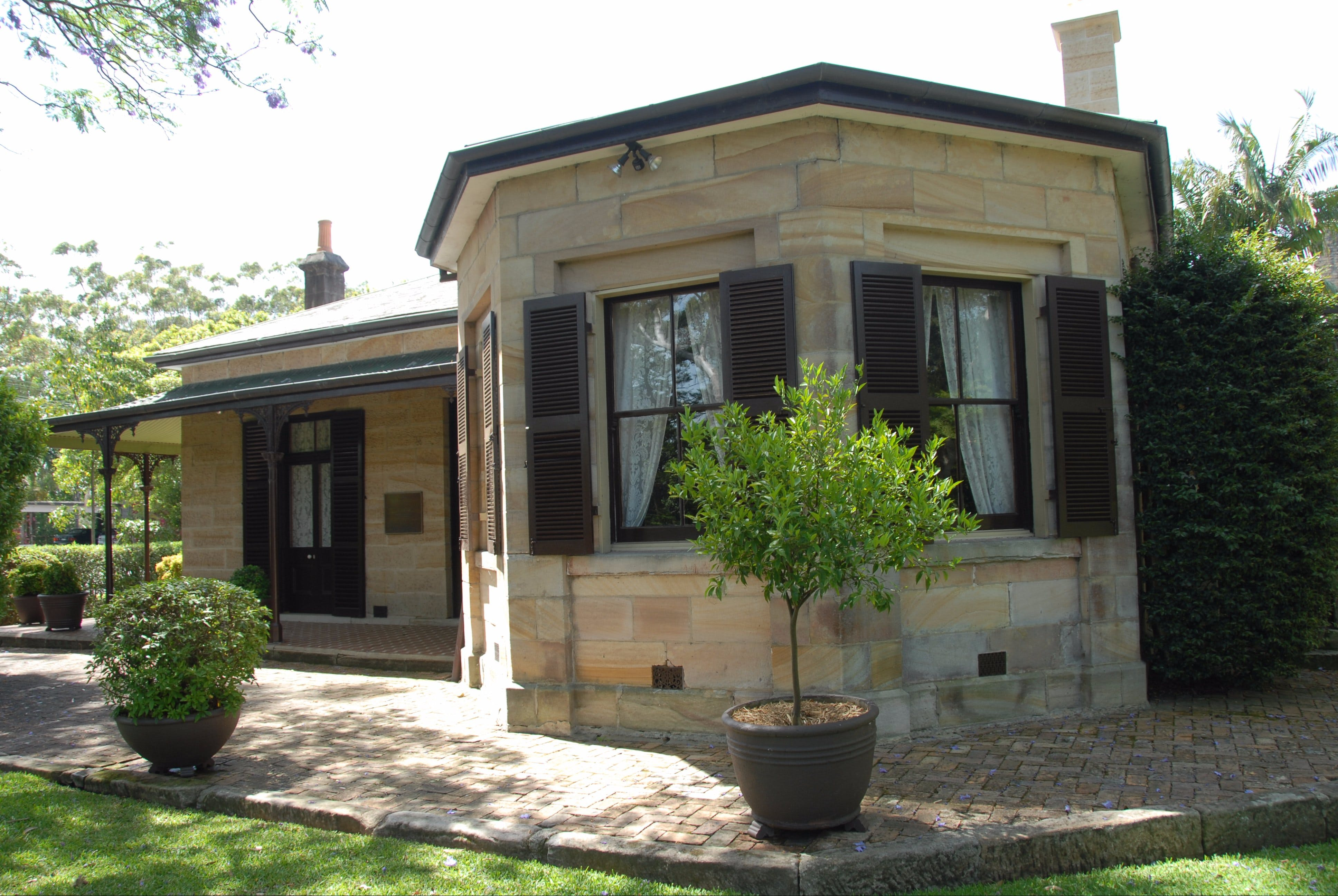 Carisbrook Historic House - Hotel Accommodation