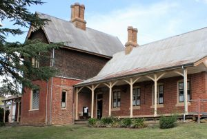 Carcoar Hospital Museum - Hotel Accommodation