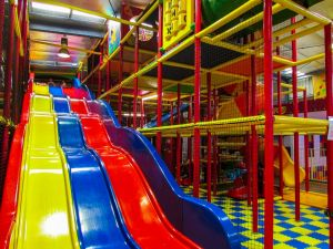 Kidz Shed Indoor Play Centre and Cafe - Hotel Accommodation