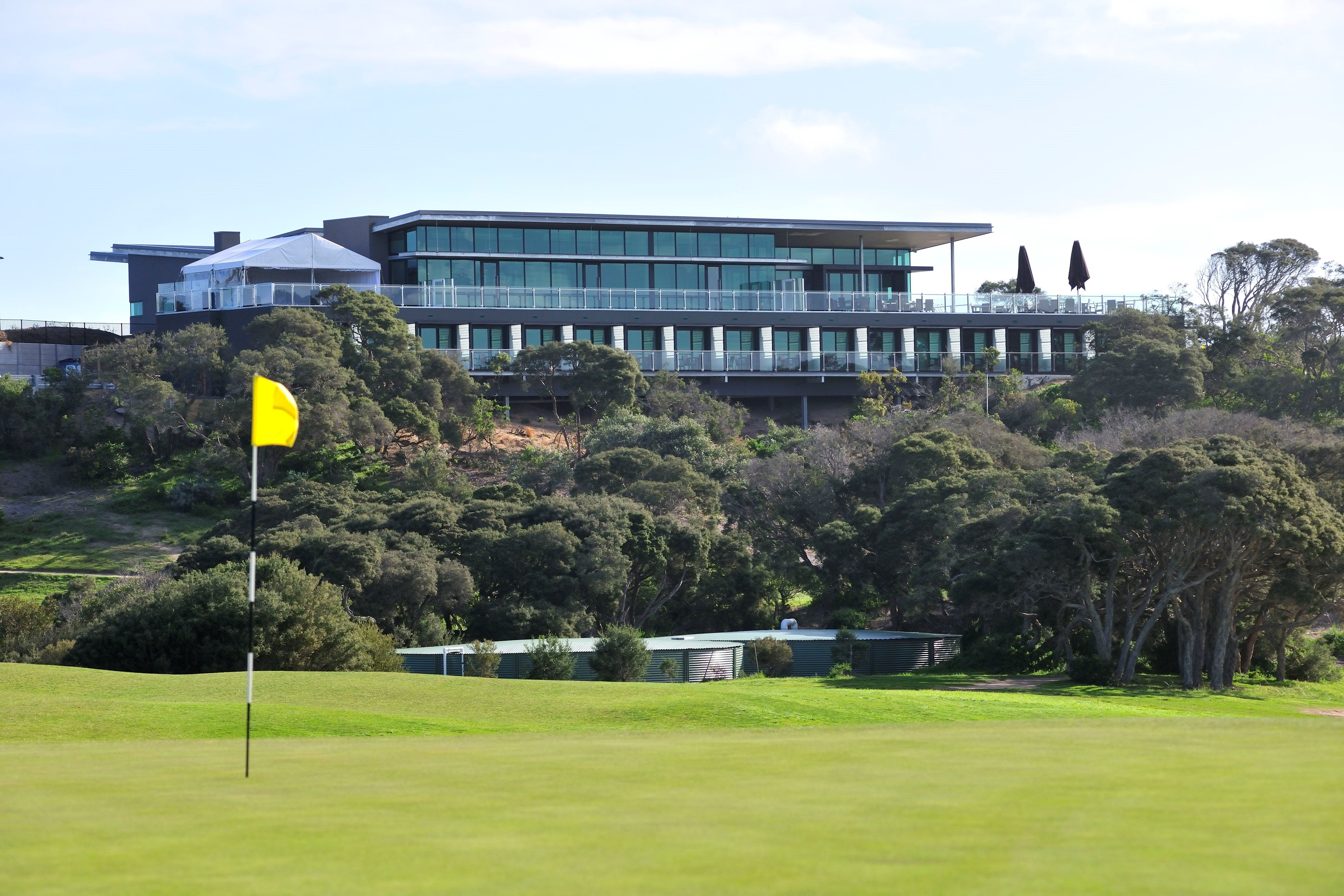 Portsea Golf Club - Hotel Accommodation