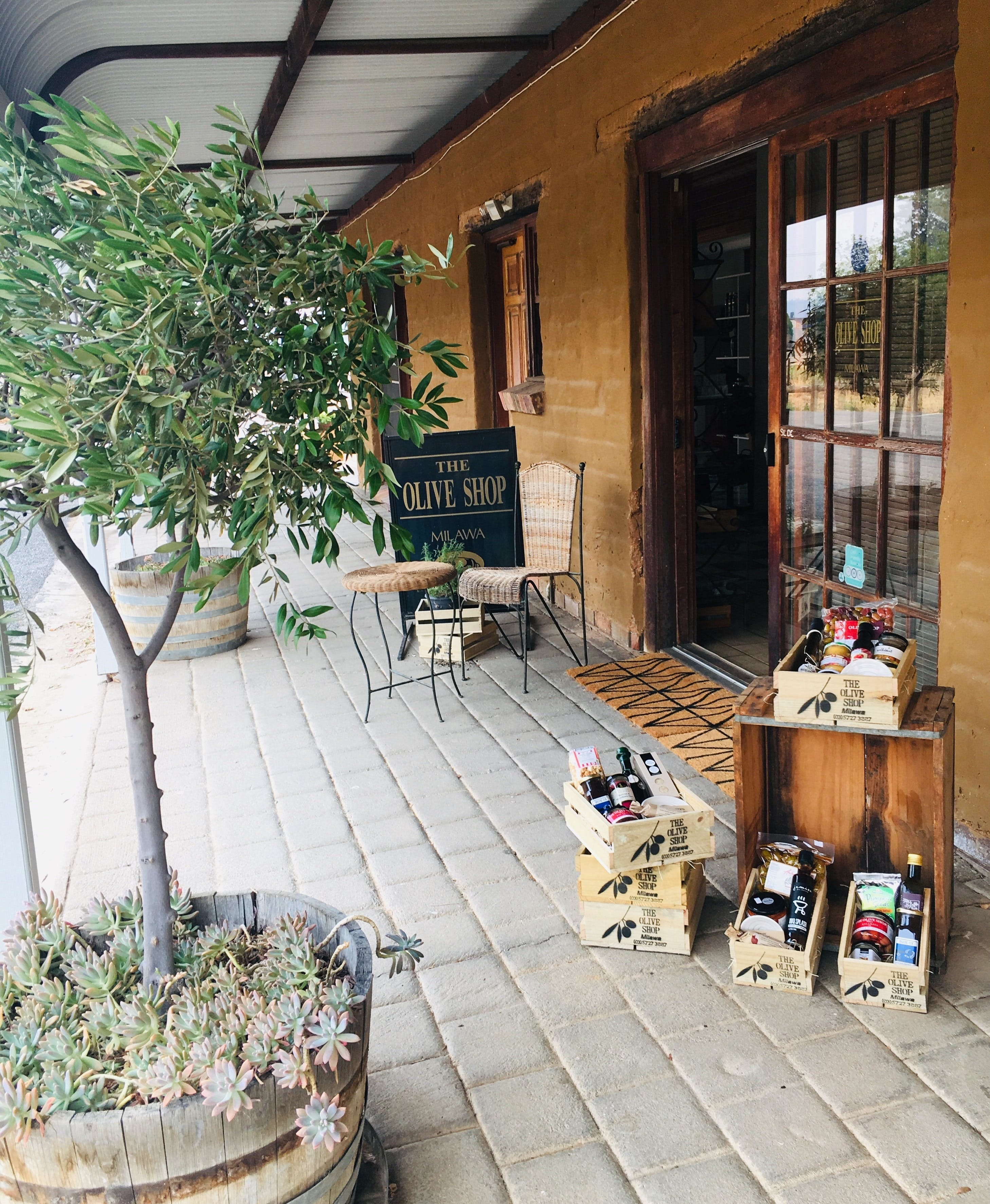 The Olive Shop - Milawa - Hotel Accommodation