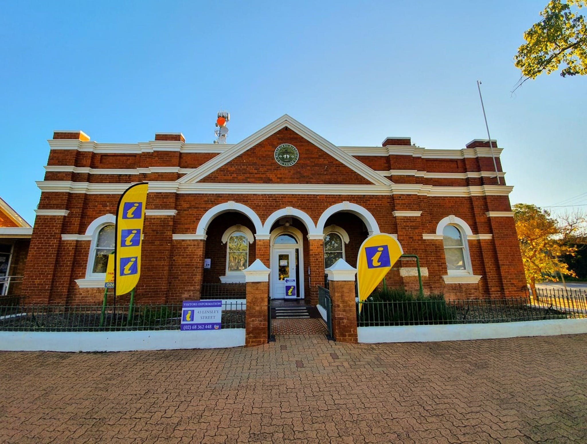 Cobar Visitor Information Centre - Hotel Accommodation