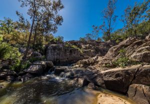 Crows Nest Falls - Hotel Accommodation