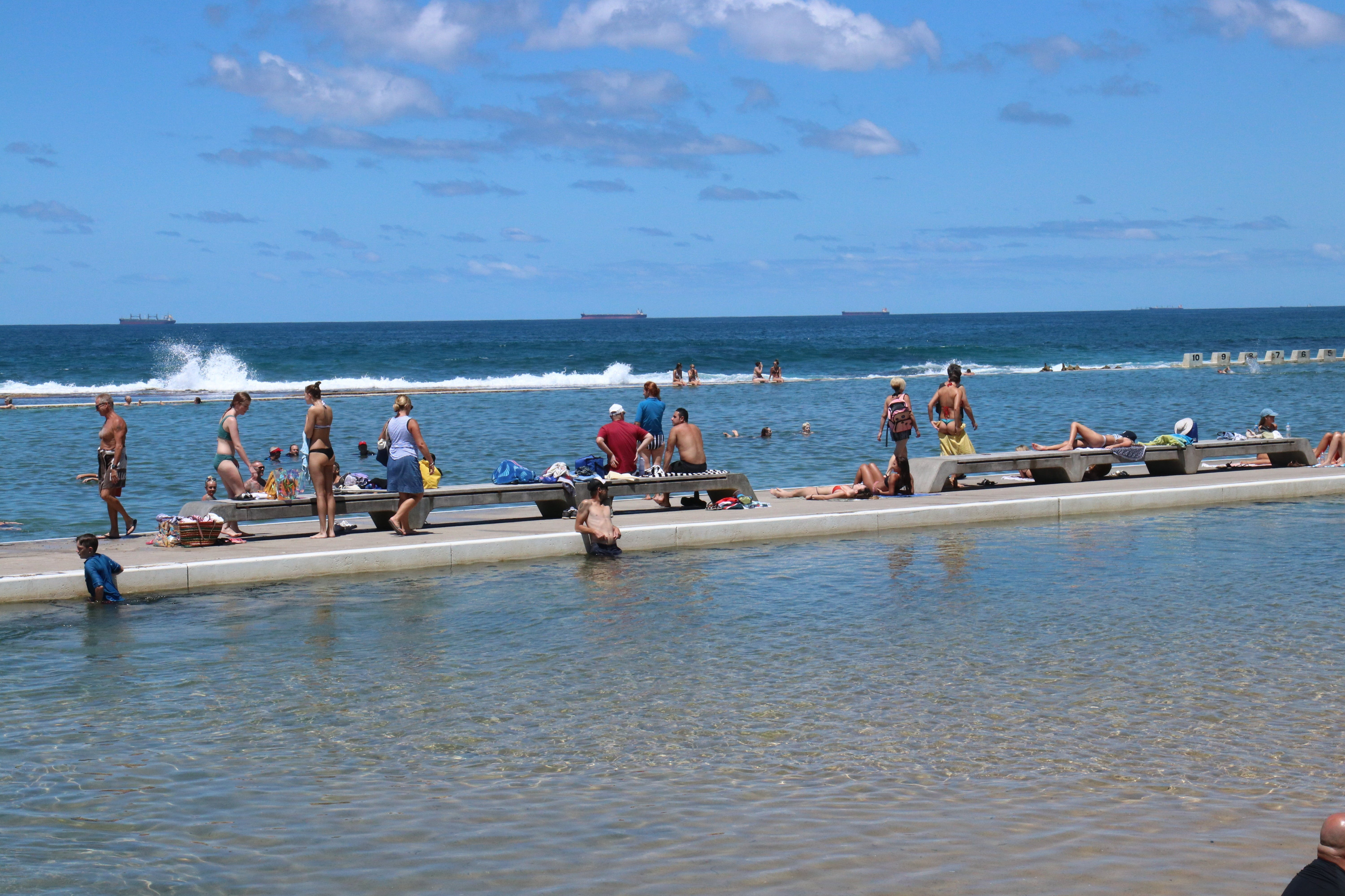 Merewether Ocean Baths - Hotel Accommodation