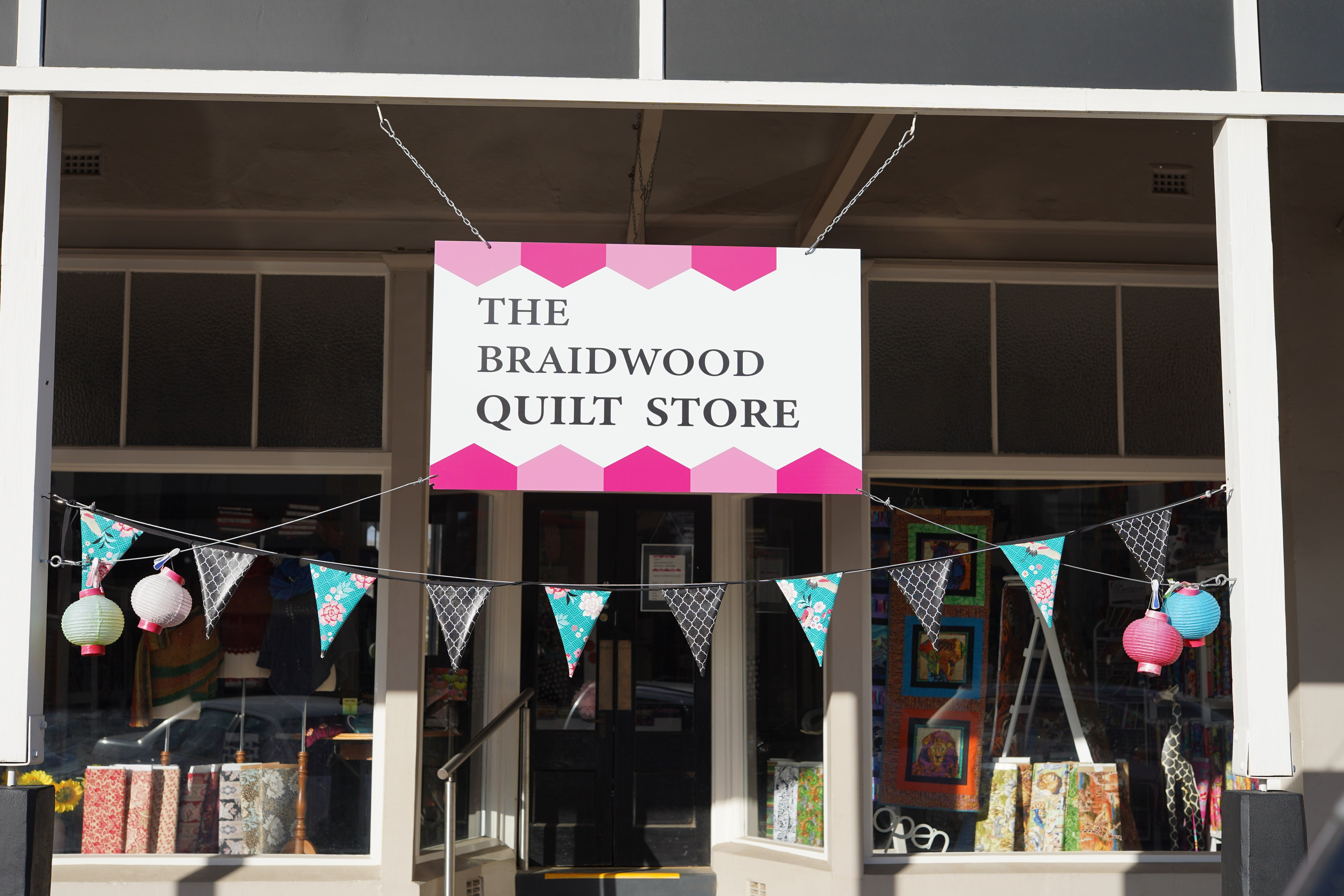 The Braidwood Quilt Store - Hotel Accommodation