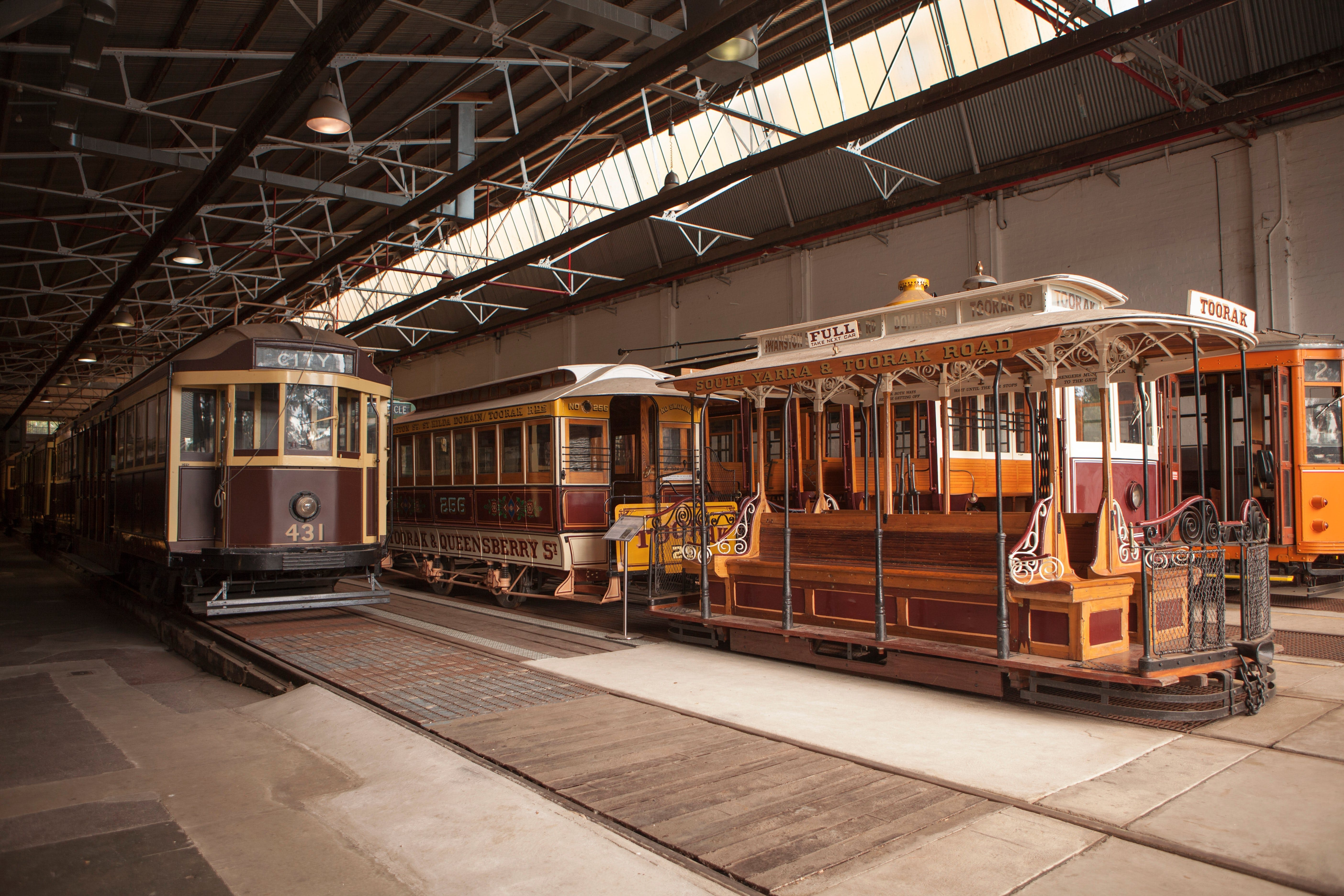 Melbourne Tram Museum - Hotel Accommodation