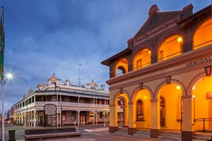 Armidale Heritage Tours - Hotel Accommodation