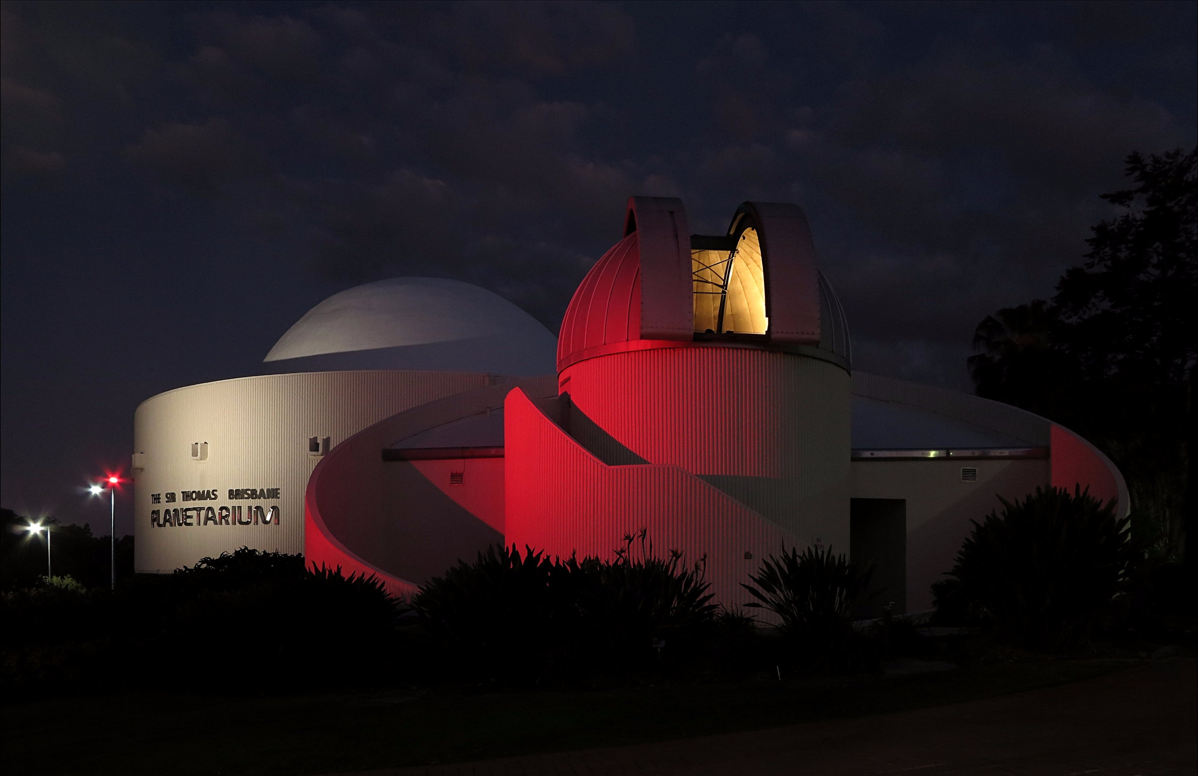 Sir Thomas Brisbane Planetarium - Hotel Accommodation