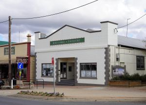 Braidwood Visitors Information Centre at the Theatre - Hotel Accommodation