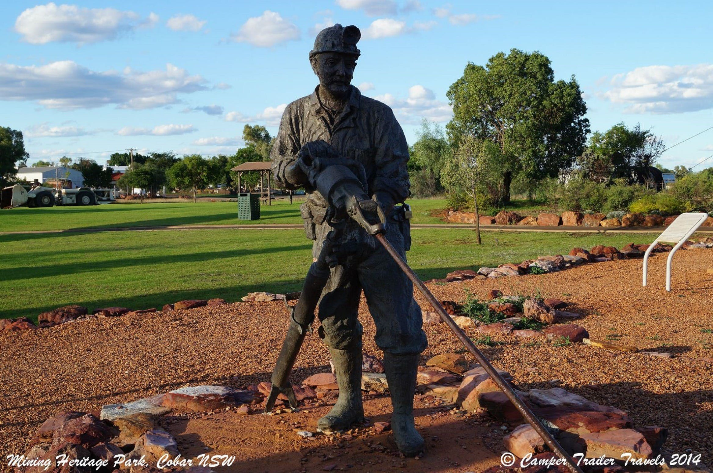 Cobar Miners Heritage Park - Hotel Accommodation