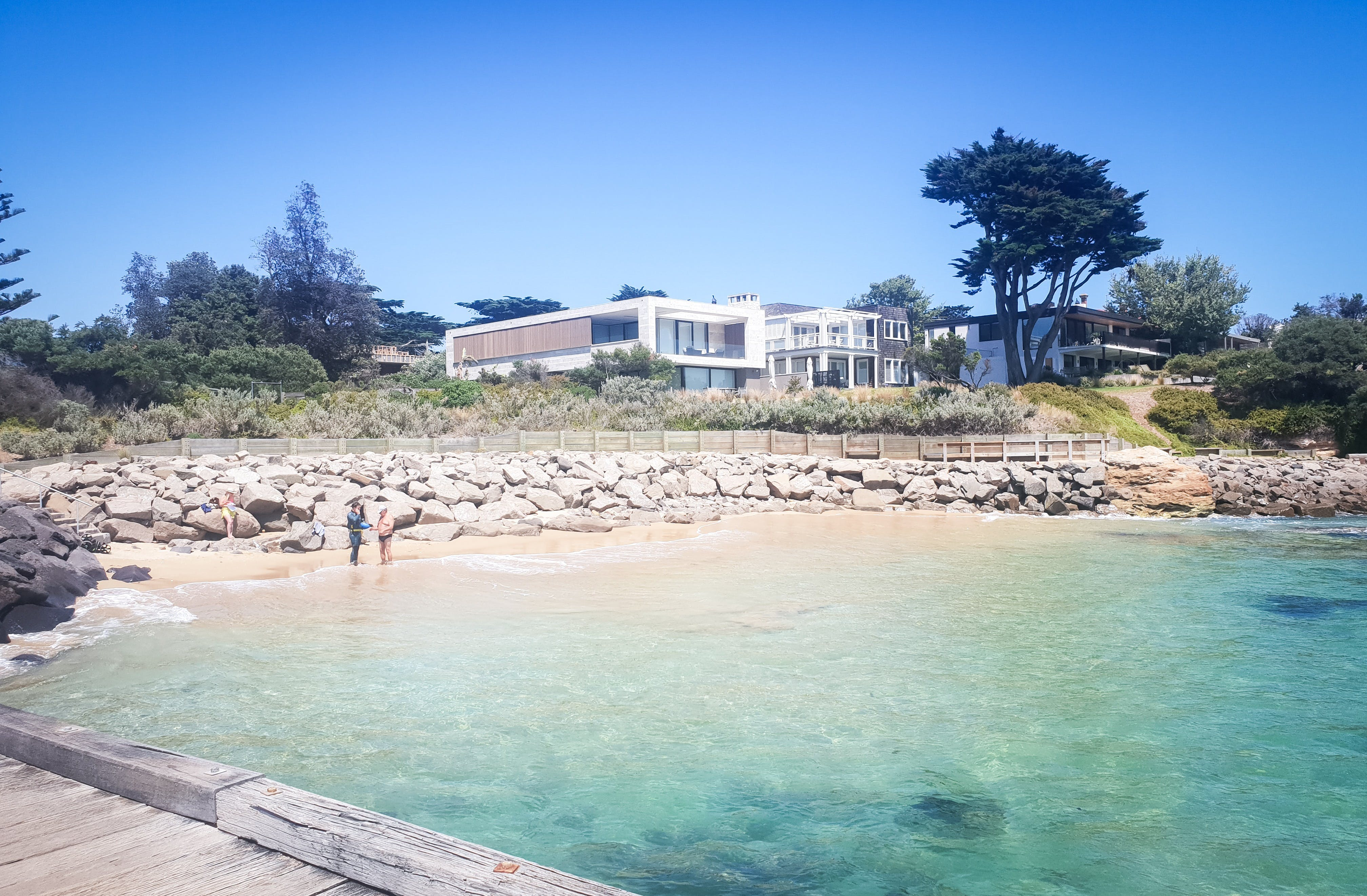 Portsea Front Beach - Hotel Accommodation