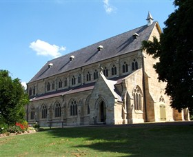 St Peters Anglican Church - Hotel Accommodation