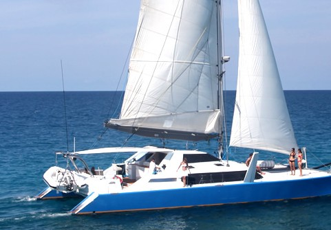 Synergy Reef Sailing