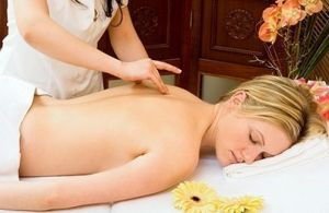 Holistic Spa  Relaxation - Hotel Accommodation