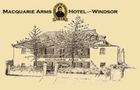 Macquarie Arms Hotel - Hotel Accommodation