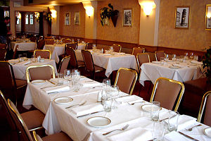 Lucattini's Restaurant - Hotel Accommodation