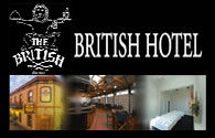 British Hotel - Hotel Accommodation