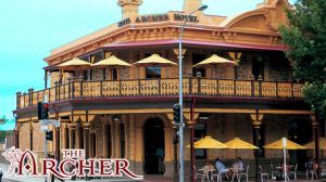 Archer Hotel - Hotel Accommodation