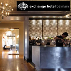 Exchange Hotel Balmain - Hotel Accommodation
