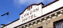 London Hotel and Restaurant - Hotel Accommodation
