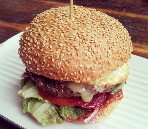 Grill'd Healthy Burgers - Hotel Accommodation
