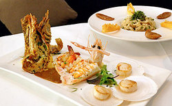 Beluga Bar and Seafood Restaurant - Hotel Accommodation